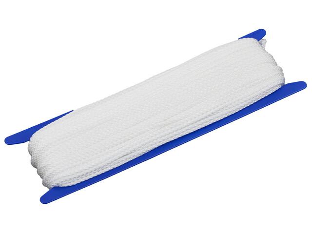CAMPZ Allzweckleine 50m 4mm weiß